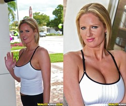 Zoe Holiday - Nice And Smoothie - MILF Hunter