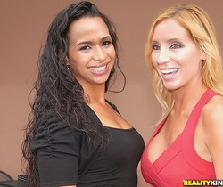 Marie and Toni Jabroni - A Day To Play - MILF Hunter