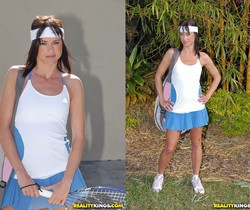 Cecilia Vega  - Game On - MILF Hunter