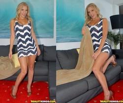 Brianna Ray, Delilah Davis - Sexy Skimmer - MILF Next Door