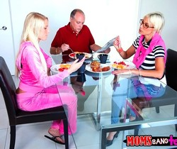 Vanessa Cage & Puma Swede - Dirty Minds - Moms Bang Teens