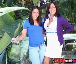 Mischa Brooks, Tara Holiday - Moms Bang Teens