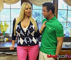 Molly Bennett & Karen Fisher - Moms Bang Teens
