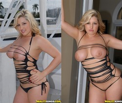 Dayna Vendetta - Dayna Delivers - Monster Curves
