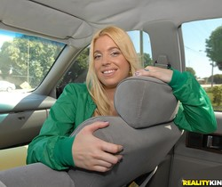 Hollie Stevens - Ass Attendant - Monster Curves