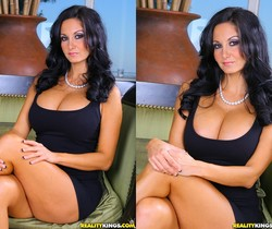 Ava Addams - Pleasure Curves - Monster Curves