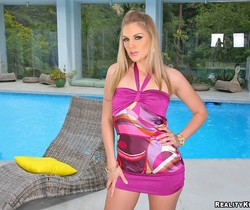 Brianna Love - Butt Pleasure - Monster Curves
