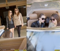 Dani Daniels, Malena Morgan - Sexy Strut - We Live Together