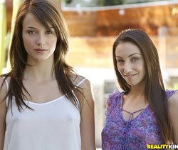 Malena Morgan, Celeste Star - Wild Lips - We Live Together