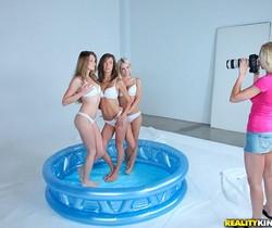 Jessi Andrews, Lux Kassidy, Malena Morgan, Sammie Rhodes