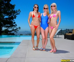 Celeste Star, Sammie Rhodes, Sara Jaymes - We Live Together