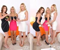 Lindsey Olsen, Lola N. & Victoria Daniels