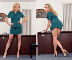 Brandi Love - Naughty Office