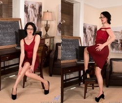 Victoria Ross - Lesson For Today