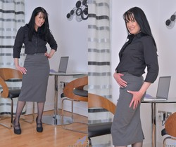Tanya Cox - The Hot Secretary