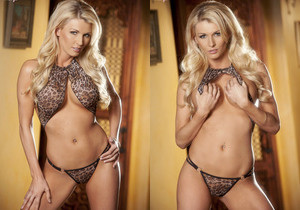 Alicia Secrets Fantasizes Her Killer Curves