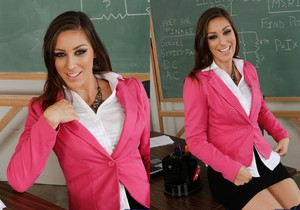 Rilynn Rae - My First Sex Teacher