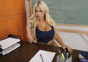 Bridgette B. - My First Sex Teacher