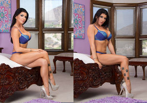 Romi Rain - My Dad's Hot Girlfriend