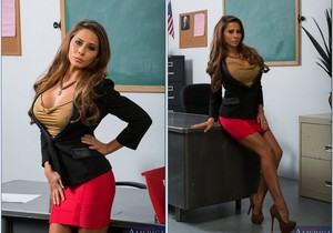 Madison Ivy - My First Sex Teacher