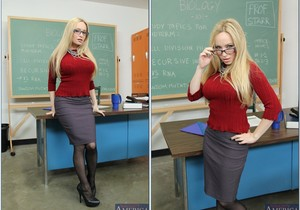 Aiden Starr - My First Sex Teacher