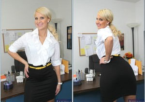 Destiny Jaymes - Naughty Office