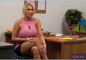 Alanah Rae - Naughty Office