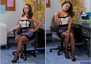 Liza Del Sierra - Naughty Office