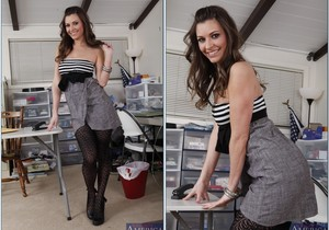 Victoria Lawson - Naughty Office