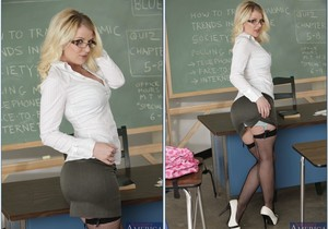Anita Blue - My First Sex Teacher