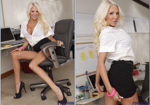 Holly Price - Naughty Office