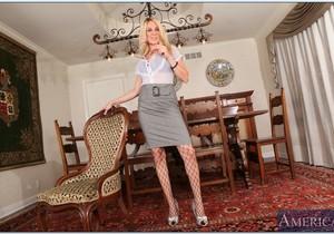 Angela Attison - Naughty Office