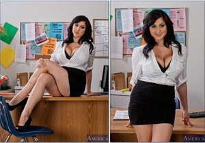 Beverly Paige - Naughty Office