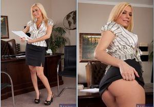 Mariah Madysinn - Naughty Office