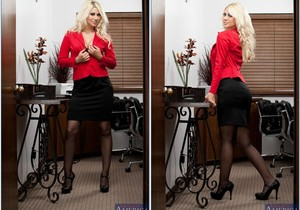Jazy Berlin - Naughty Office