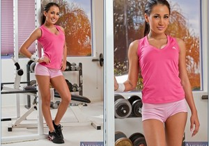 Amia Miley - Naughty Athletics