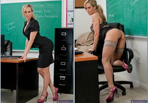 Brandi Love - My First Sex Teacher