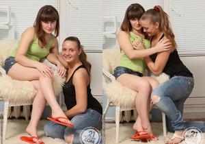 Olivia, Dushenka - 21 Sextury