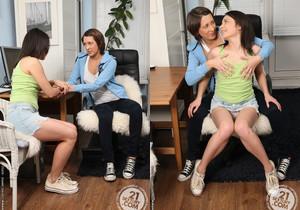 Olena, Kirsten - 21 Sextury