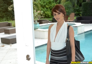 Tessa Arias - Feeling On Tessa - Cum Fiesta