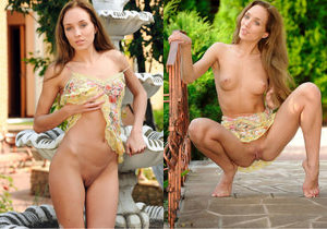 Nude In Nature - Taya T.