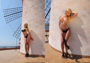 Brigitte - The Windmill - PhotoDromm