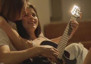 Jessica & Calvin - Making Music - X-Art