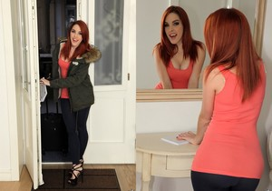 Amarna Miller - Sweet Amarna - Mike's Apartment
