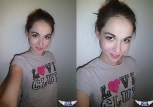 Emily - Selfshot Love Club - SpunkyAngels