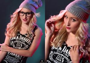 Rachelle Rock Chick Strip - Spinchix