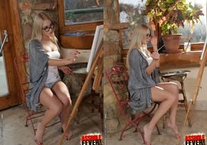 Lindsey Olsen - Anal pour l'art - Ass Hole Fever