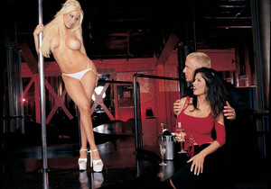 Gina Lynn and Alexis Amore gave Travis the time of his life