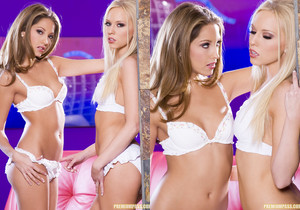 Jenna Haze and Brea Bennett