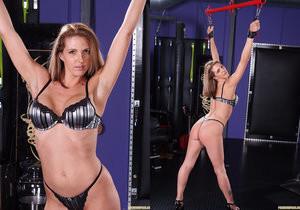 Nina Hartley and Roxanne Hall's Kinky Threesome